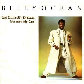 Billy Ocean - Get Out Of My Dreams
