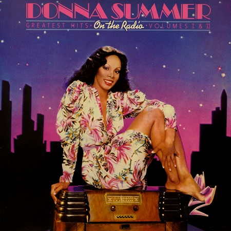 Donna Summer - On The Radio