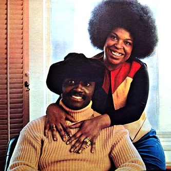 Donny Hathaway and Roberta Flack - The Closer I Get To You