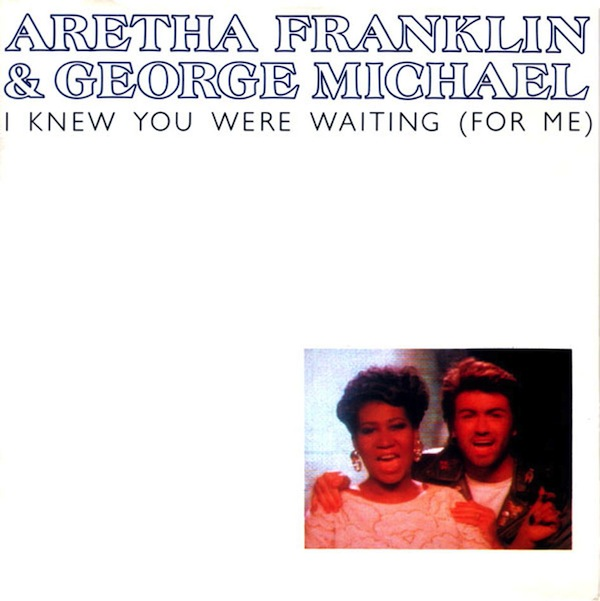 George Michael with Aretha Franklin - I Knew You Were Waiting (For Me)