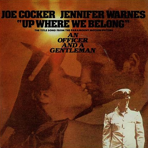 Joe Cocker - Up Where We Belong
