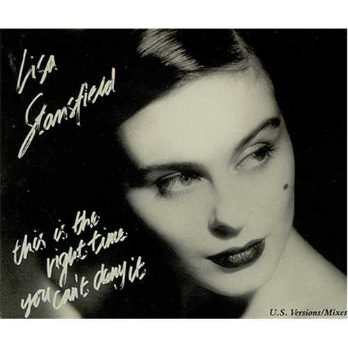Lisa Stansfield - Baby Come Back