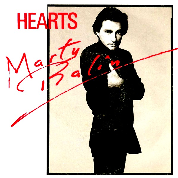 Marty Balin - Hearts
