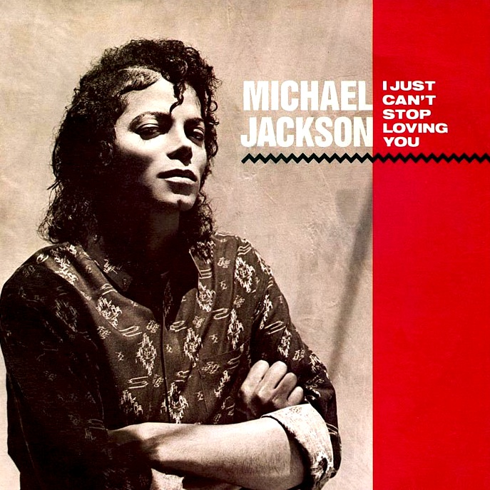 Michael Jackson - I Just Can't Stop Loving You