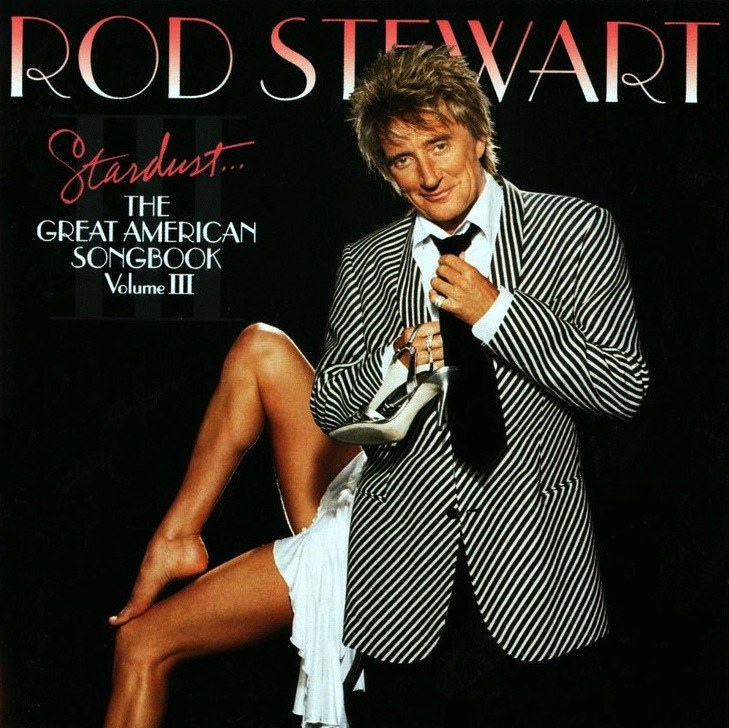 Rod Stewart - As Time Goes By (duet With Queen Latifah)