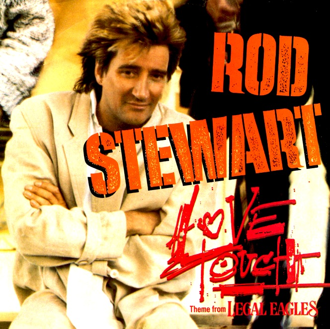 Rod Stewart - Love Touch