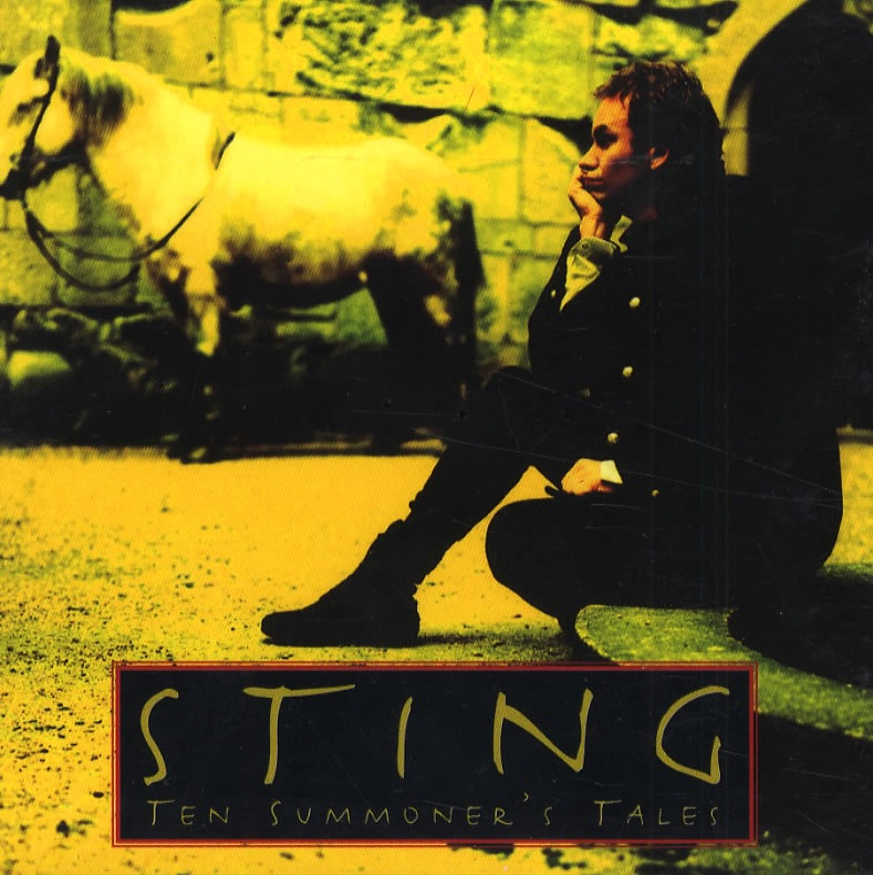 Sting - Shape Of My Heart