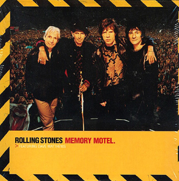 The Rolling Stones - Memory Motel feat. Dave Matthews