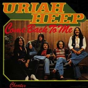 Uriah Heep - Come Back To Me  Lyrics  Listen online on TrueColors Radio