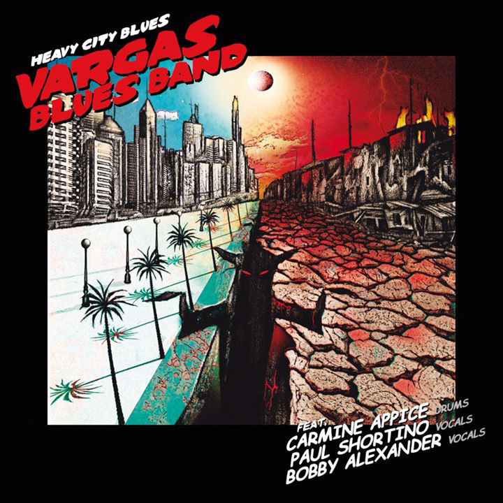 Vargas Blues Band - Back To The City