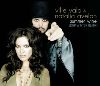 Ville Valo and Natalia Avelon - Summer Wine